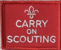 Of badge scout meaning the History and